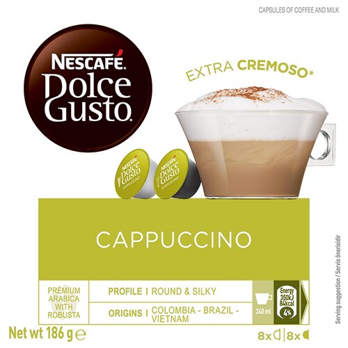 Cappuccino Story