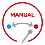 Manual Button Magine